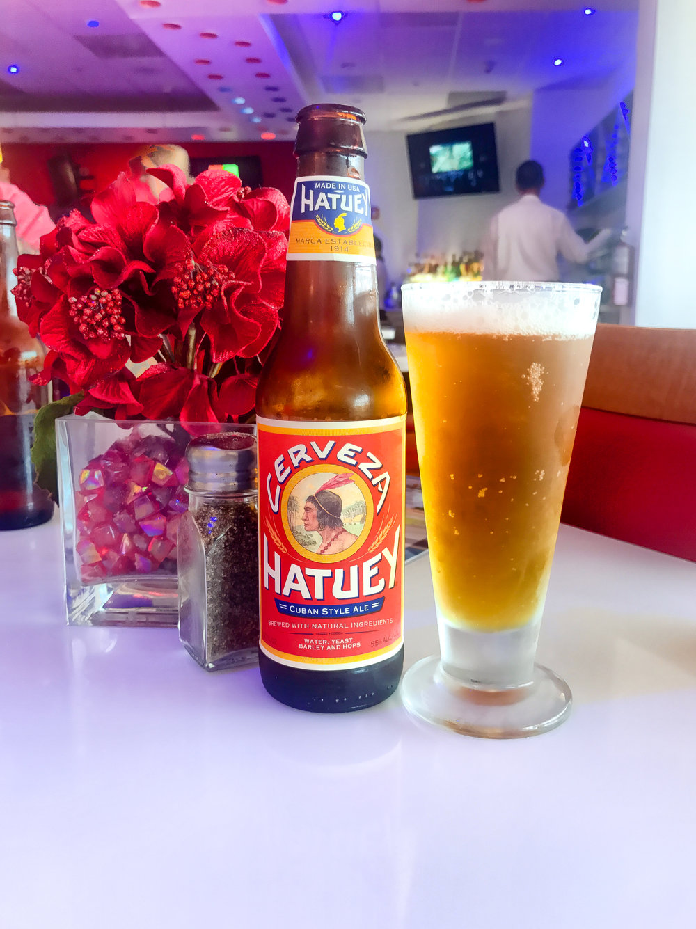 Cuban Beer