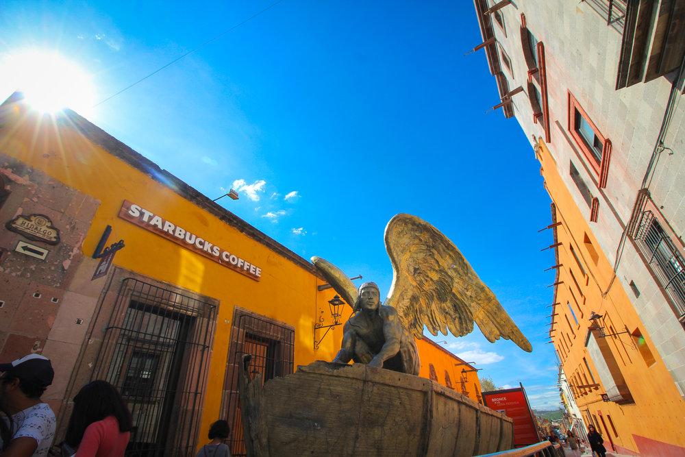 Balsa Tierra by Jorge Marin in San Miguel De Allende, Guanajuato, Mexico