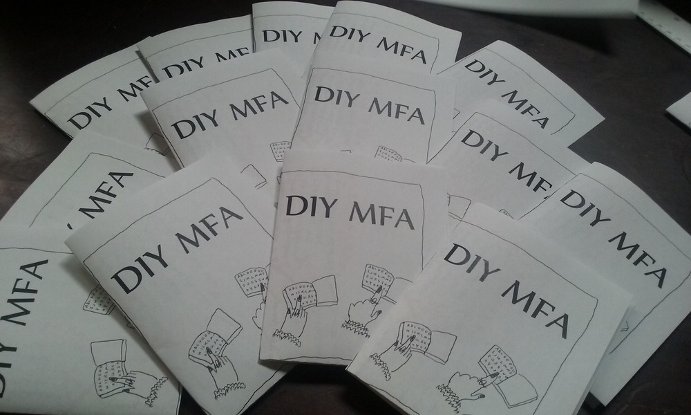 Booklet  on How to DIY your own MFA