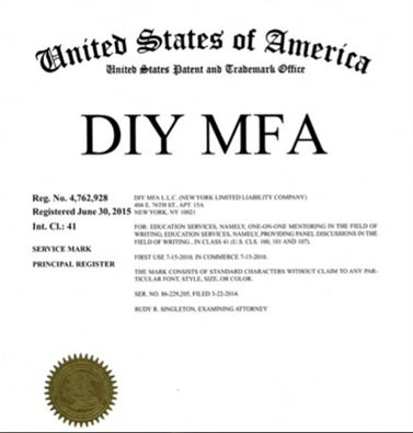 They copyrighted DIY y'all.  :(