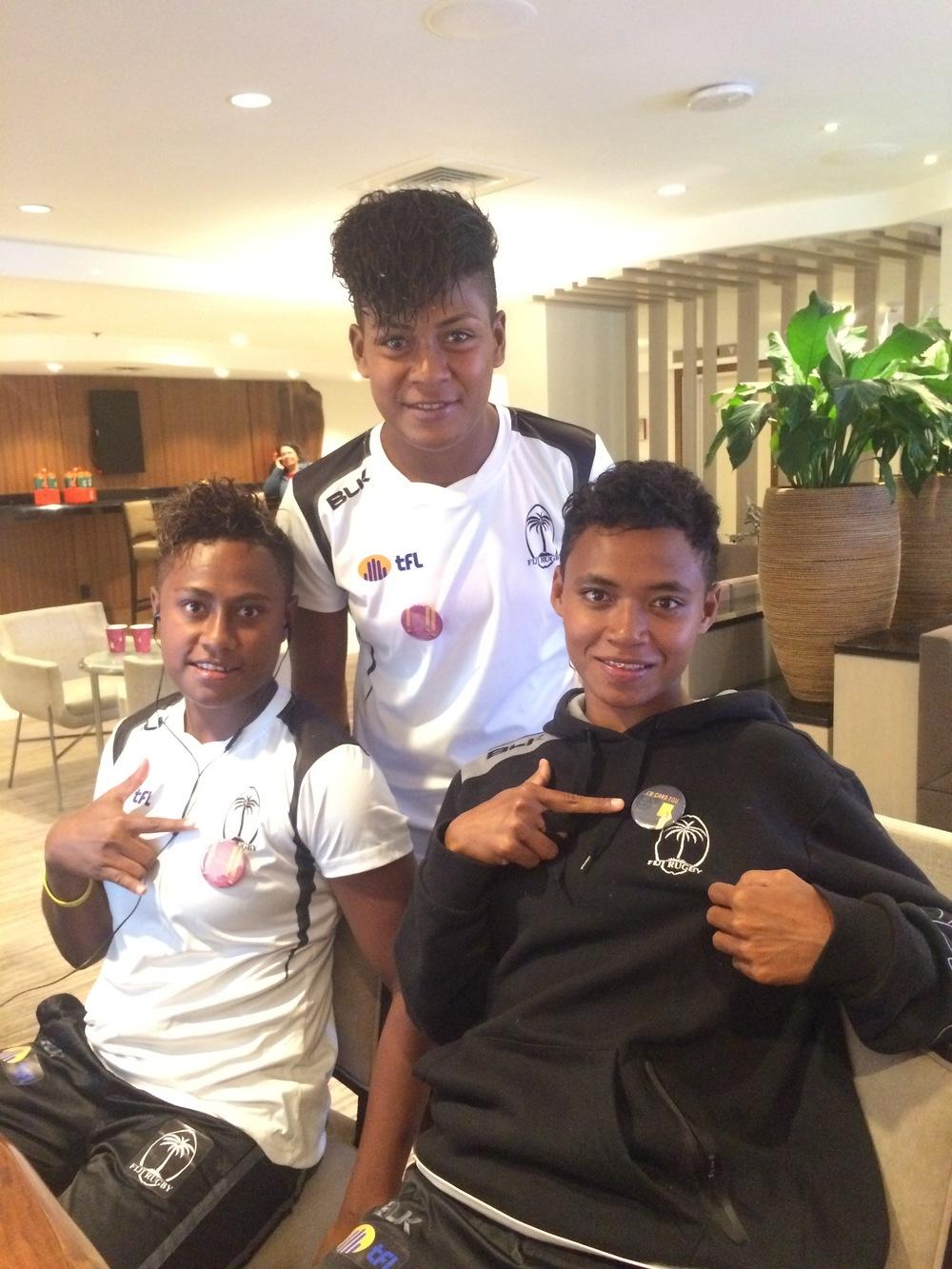 Team Fiji!