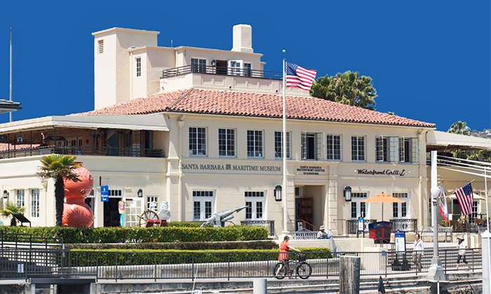 Donate to Santa Barbara Maritime Museum