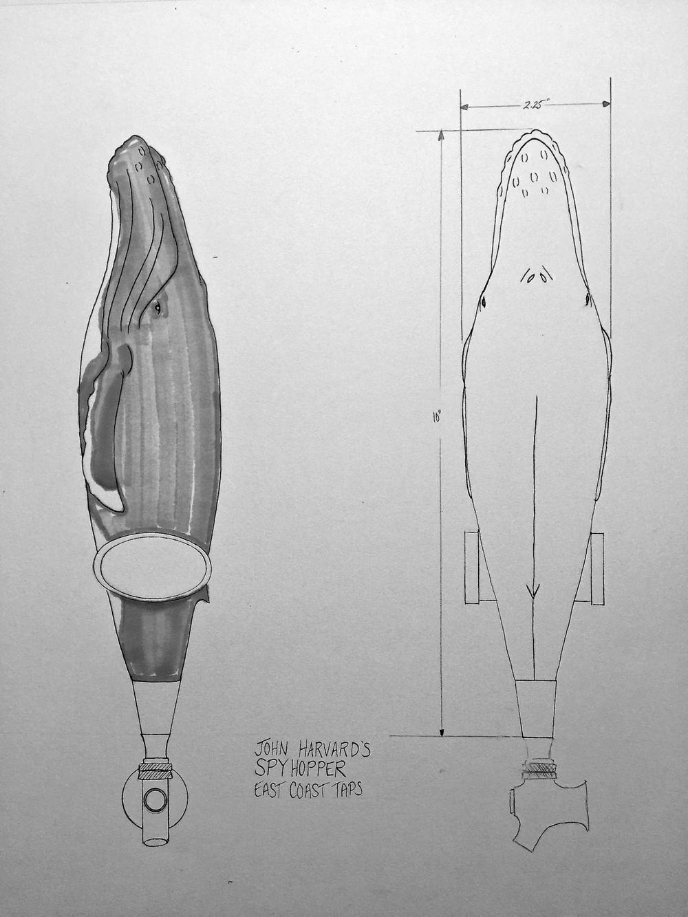 John Harvard's Final Whale Design.JPG