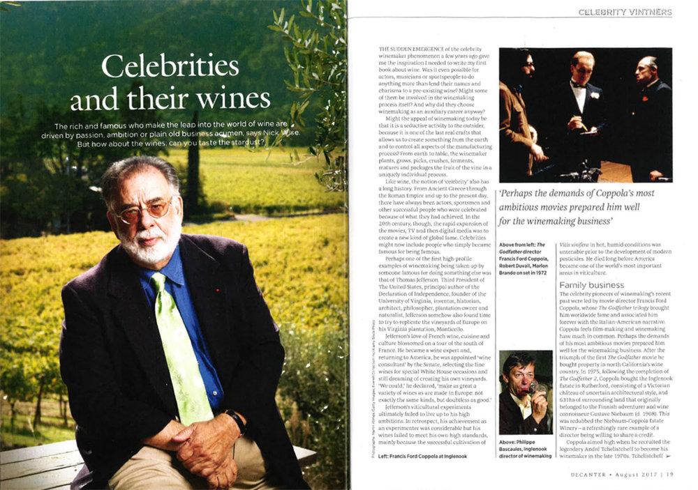 Nick Wise Decanter Magazine 1