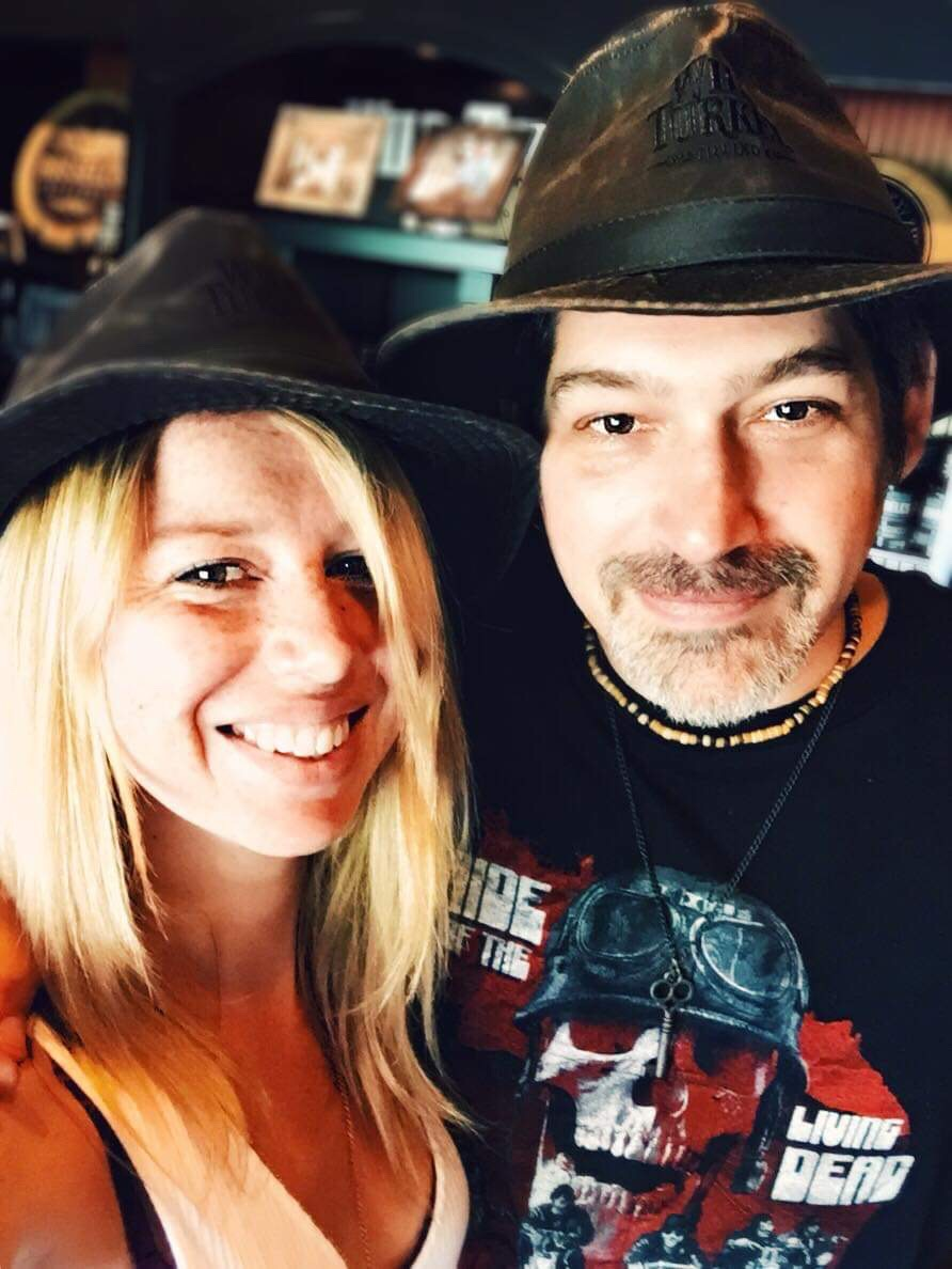 Julie and Nick Wise
