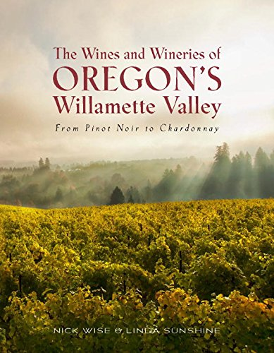 Oregons Wineries Book Cover