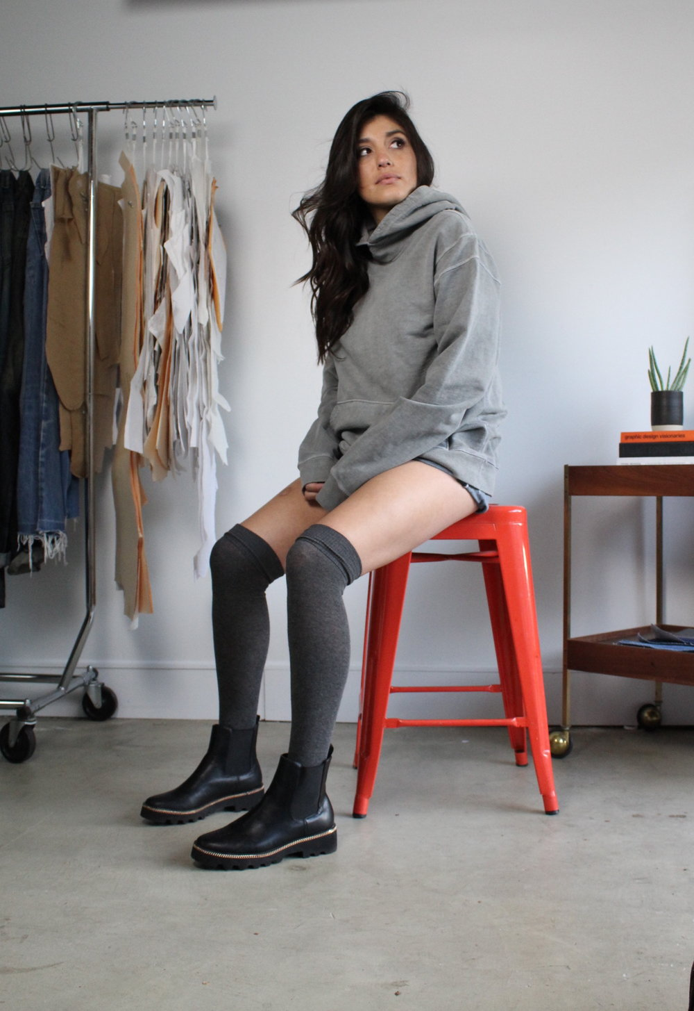 alex-allen-hoodie-french-terry-vintage-black-made-in-usa-uinsex-santana-social-club-eames-chair-vintage-grey-garment-dyed-stonewashed-womenswear-menswear-los-angeles-rams.JPG