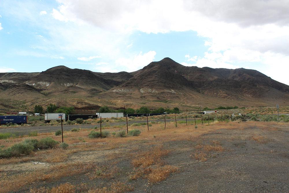 I-80 Nevada