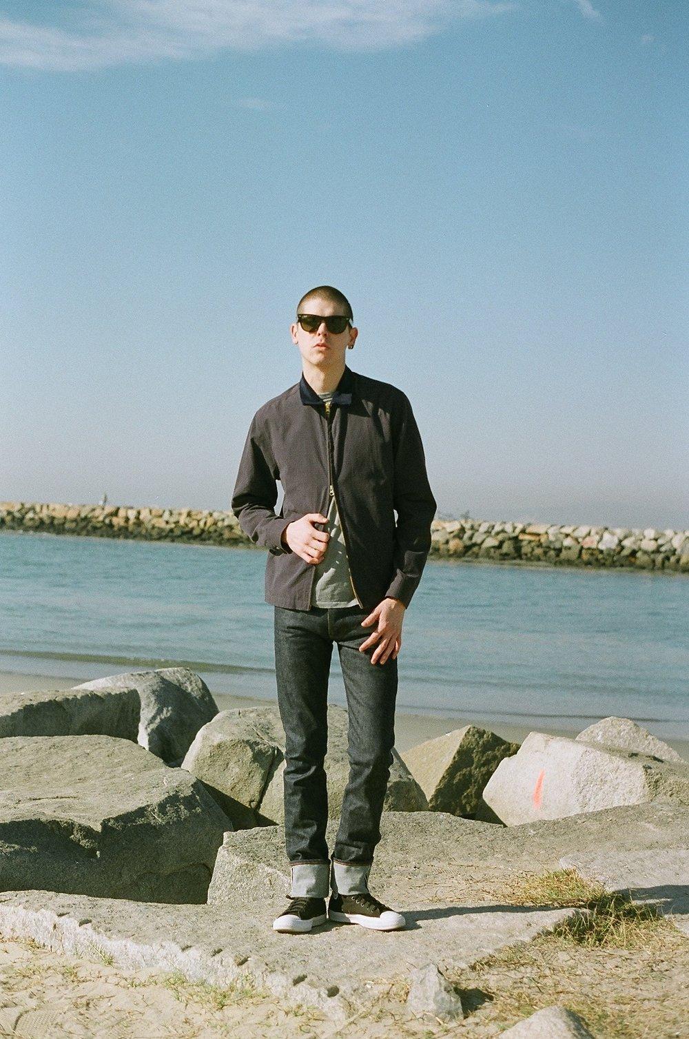 seal-beach-california-ray-bay-film-33mm-film-film-photography-menswear-santana-social-club-surf-raw-denim-made-in-usa-cotton-ripstop-jacket.JPG