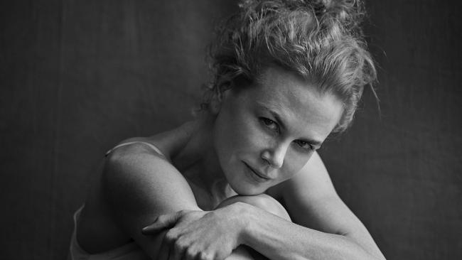 Nicole Kidman    (Photo: PETER LINDBERGH/HANDOUT, EPA)