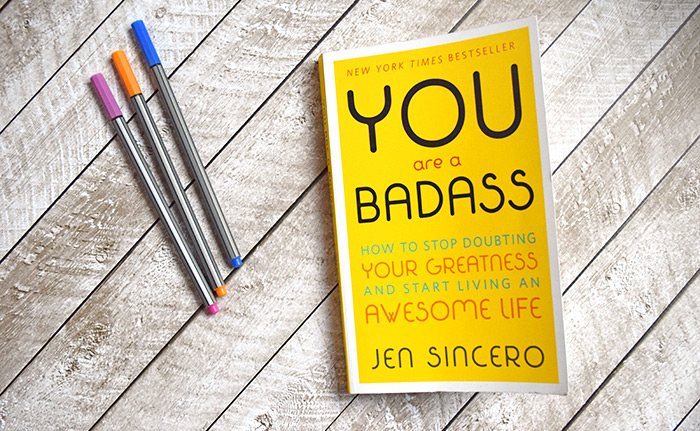 "7 Favorite Quotes from ""You are a Badass"""