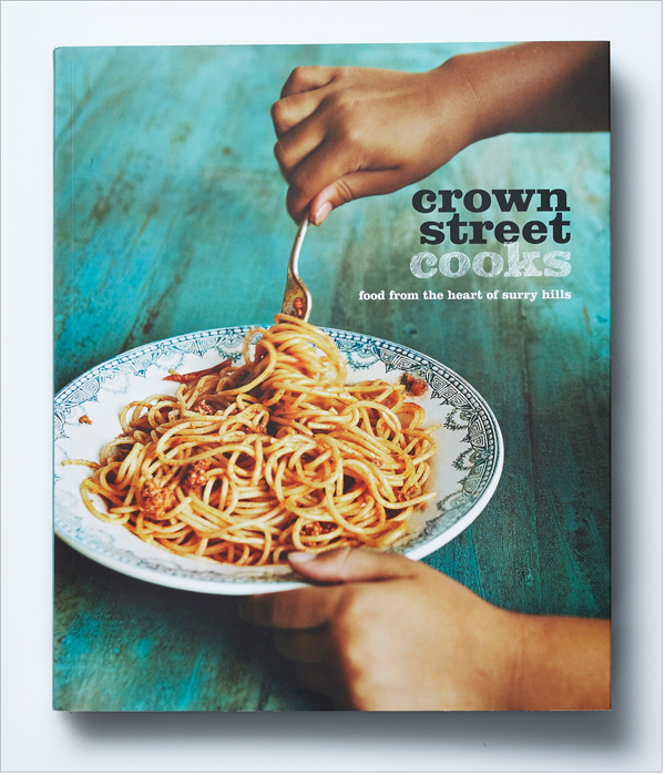 Crown Street Cooks Website