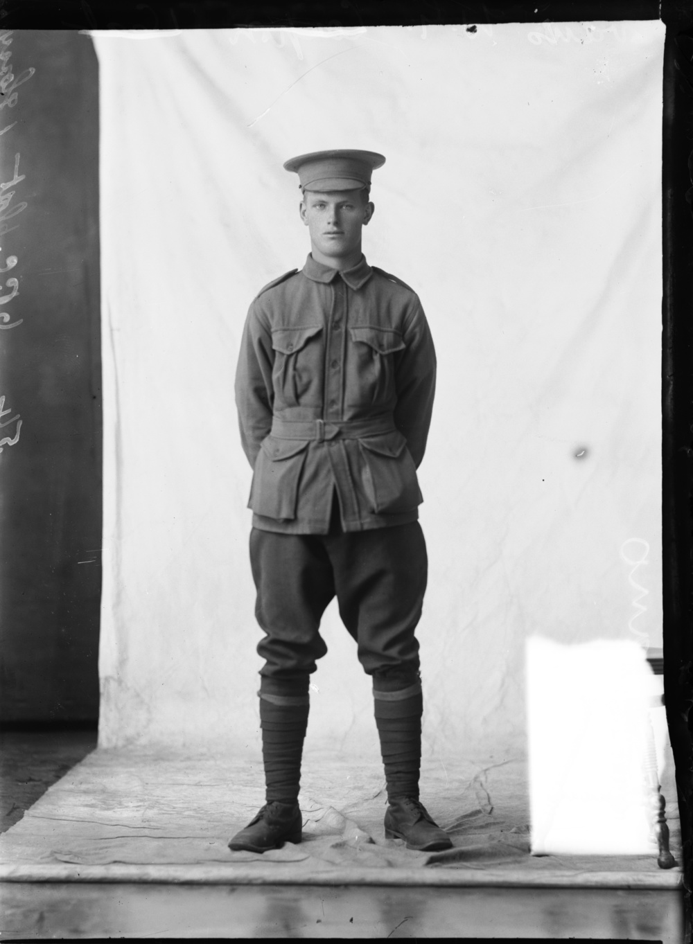 Photographed at the Dease Studio, 117 Barrack Street Perth WA Image courtesy of the State Library of Western Australia:108017PD