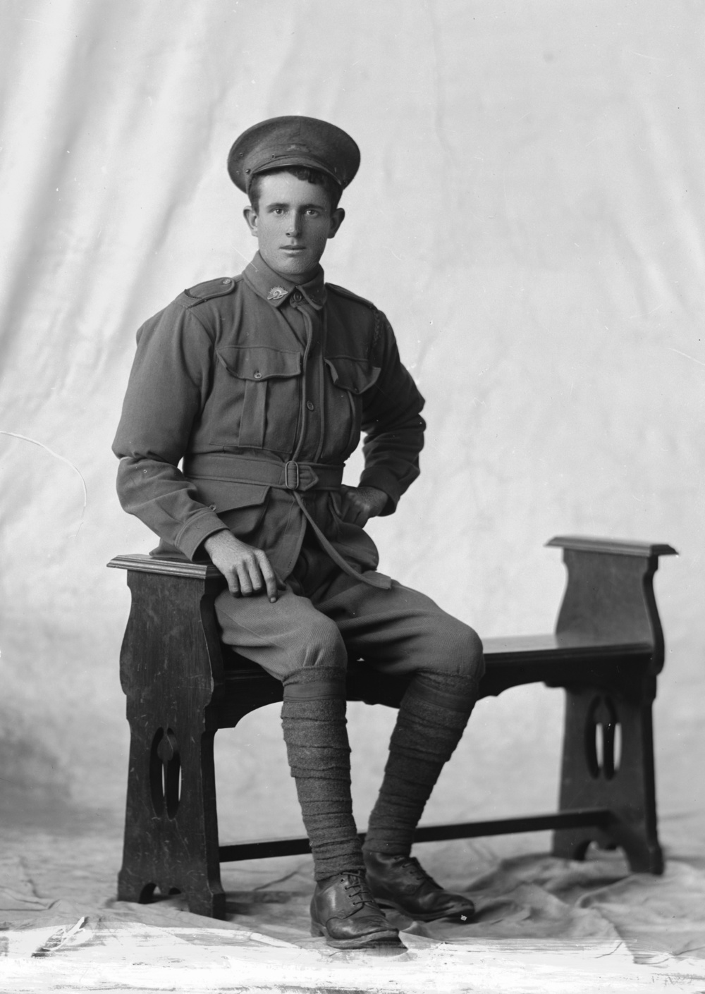 Photographed at the Dease Studio, 117 Barrack Street Perth WA Image courtesy of the State Library of Western Australia: 108335PD
