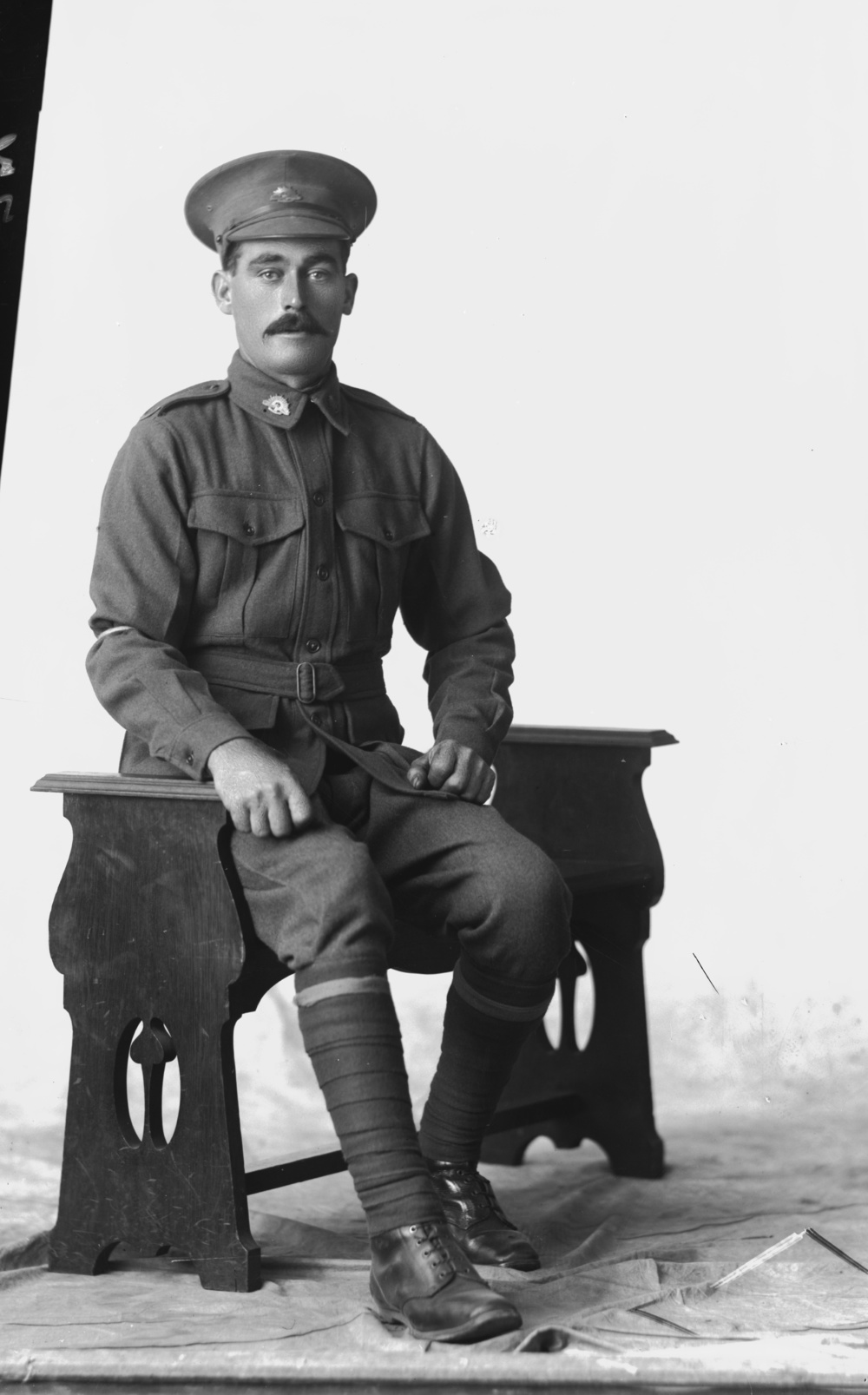 Photographed at the Dease Studio, 117 Barrack Street Perth WA Image courtesy of the State Library of Western Australia: 108675PD