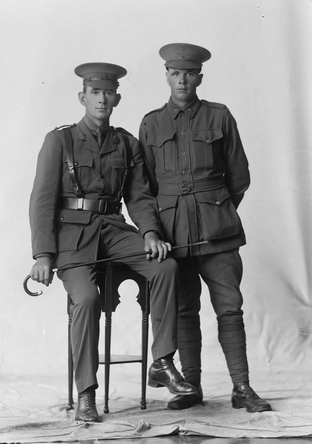 Photographed at the Dease Studio, 117 Barrack Street Perth WA Image courtesy of the State Library of Western Australia: 108200PD