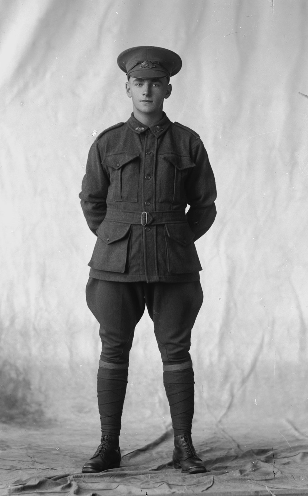 Private Bruce Gordon Wallace Allan