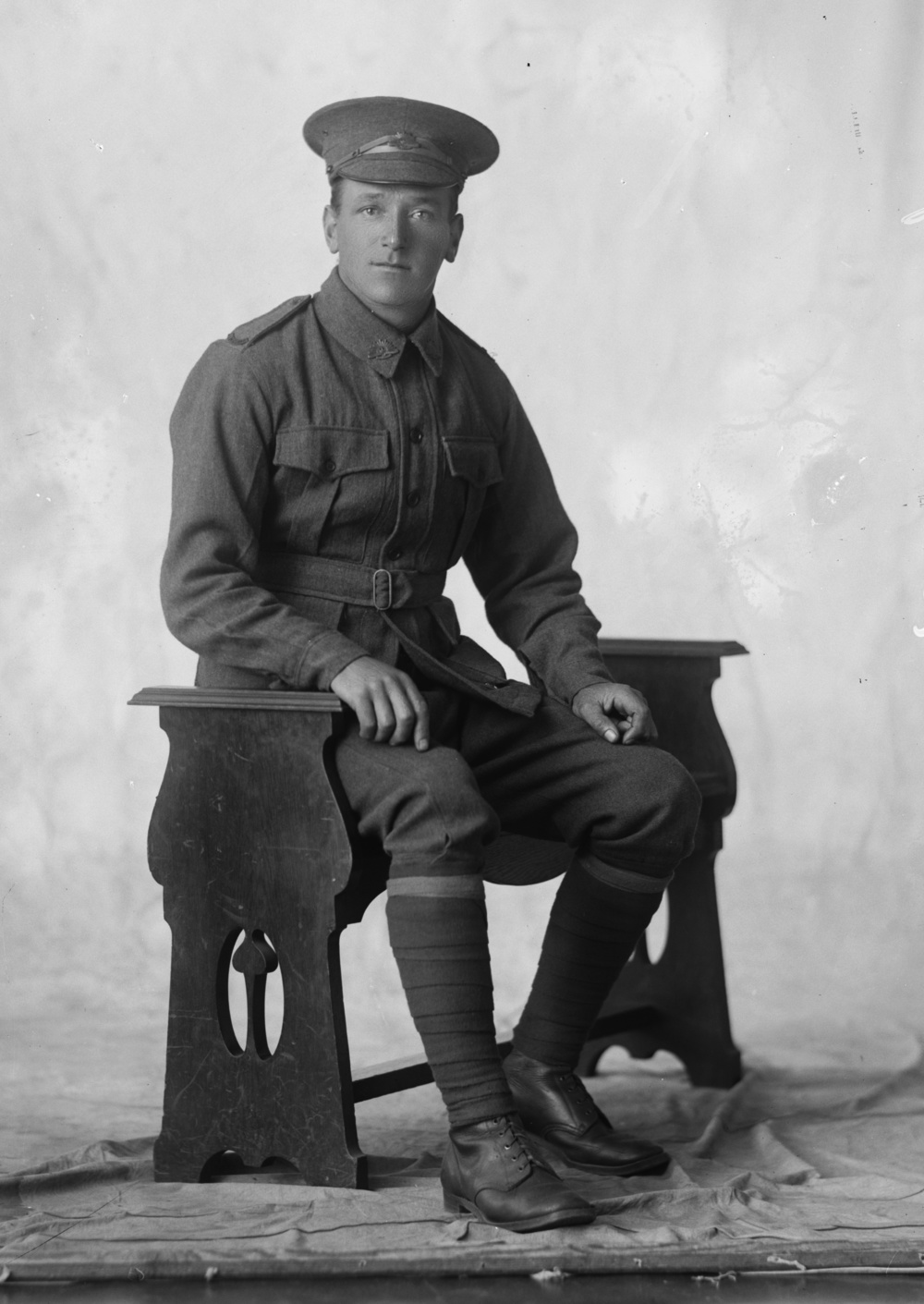 Photographed at the Dease Studio, 117 Barrack Street Perth WA Image courtesy of the State Library of Western Australia: 108404PD