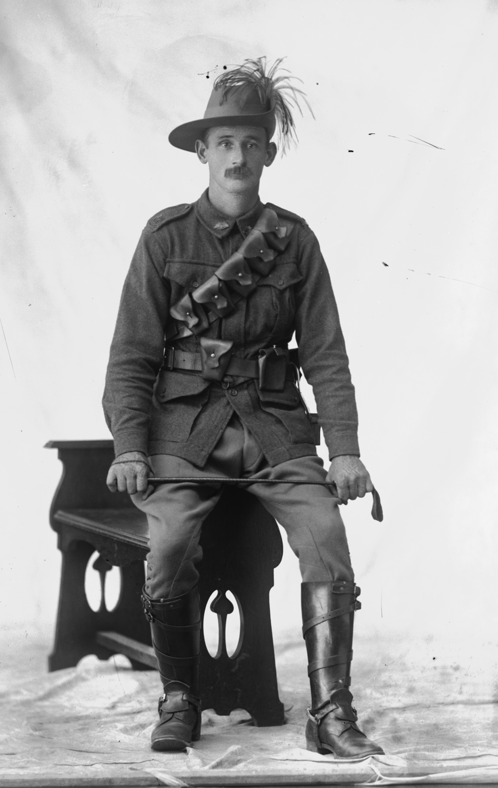 Photographed at the Dease Studio, 117 Barrack Street Perth WA Image courtesy of the State Library of Western Australia: 108541PD