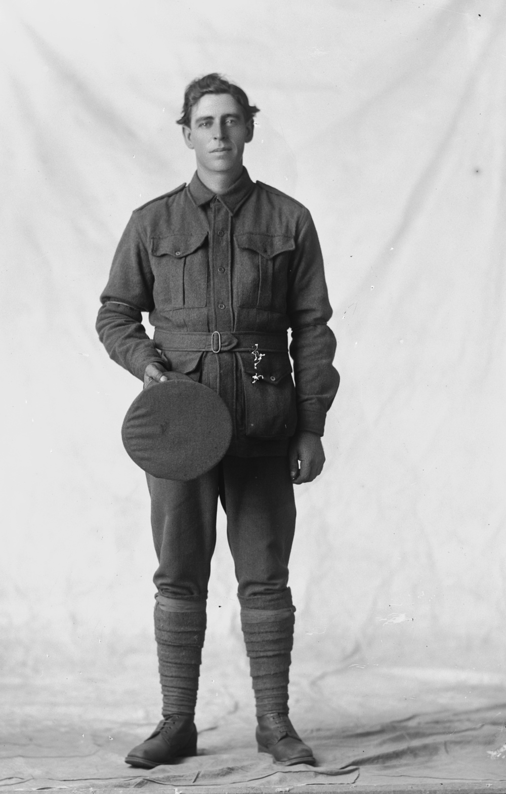 Photographed at the Dease Studio, 117 Barrack Street Perth WA Image courtesy of the State Library of Western Australia: 108015PD