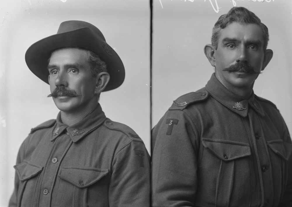 Photographed at the Dease Studio, 117 Barrack Street Perth WA Image courtesy of the State Library of Western Australia:  108526PD