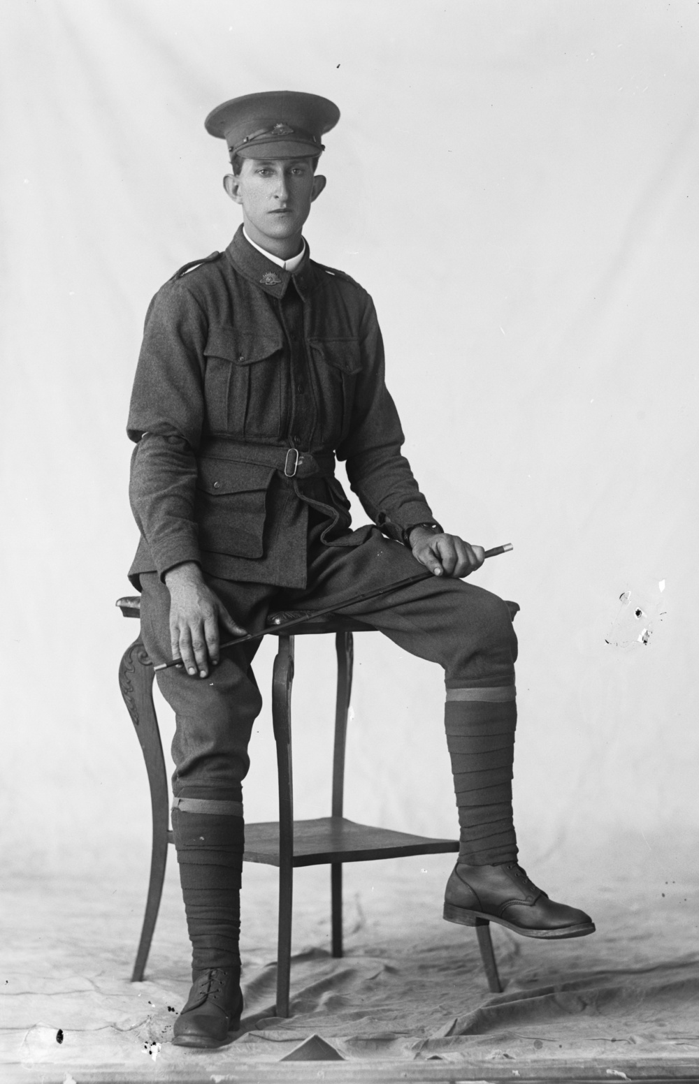 Photographed at the Dease Studio, 117 Barrack Street Perth WA Image courtesy of the State Library of Western Australia:  108081PD