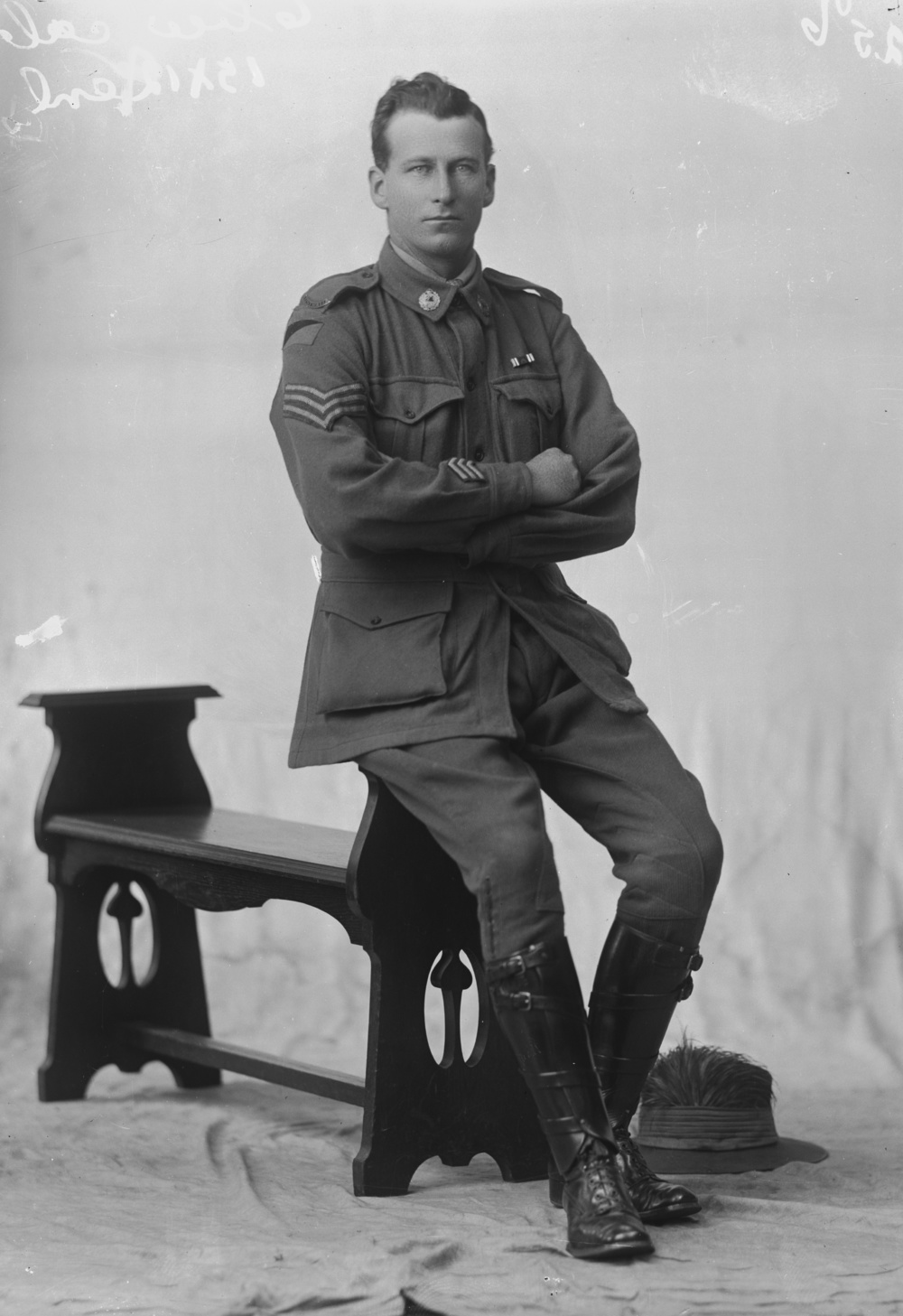 Photographed at the Dease Studio, 117 Barrack Street Perth WA Image courtesy of the State Library of Western Australia: 108211PD