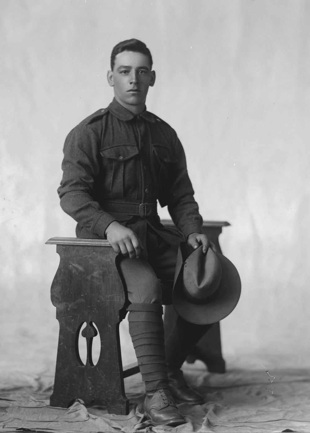 Photographed at the Dease Studio, 117 Barrack Street Perth WA Image courtesy of the State Library of Western Australia: 108124PD