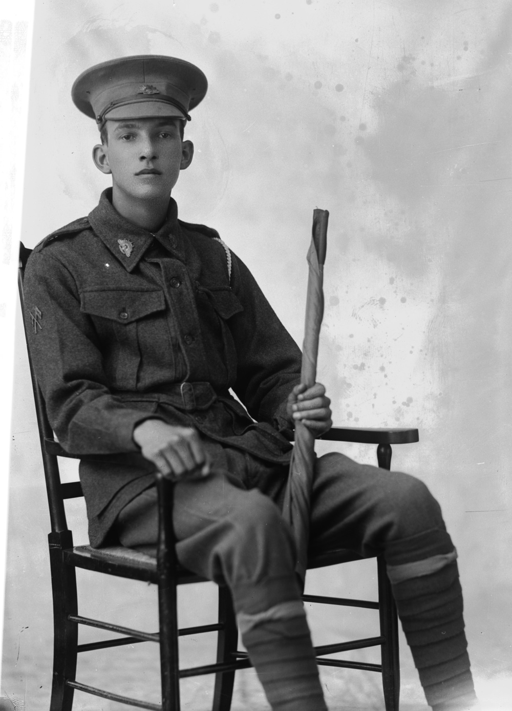 Photographed at the Dease Studio, 117 Barrack Street Perth WA Image courtesy of the State Library of Western Australia: 108293PD
