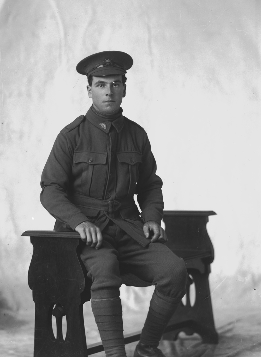 Photographed at the Dease Studio, 117 Barrack Street Perth WA Image courtesy of the State Library of Western Australia: 108510PD