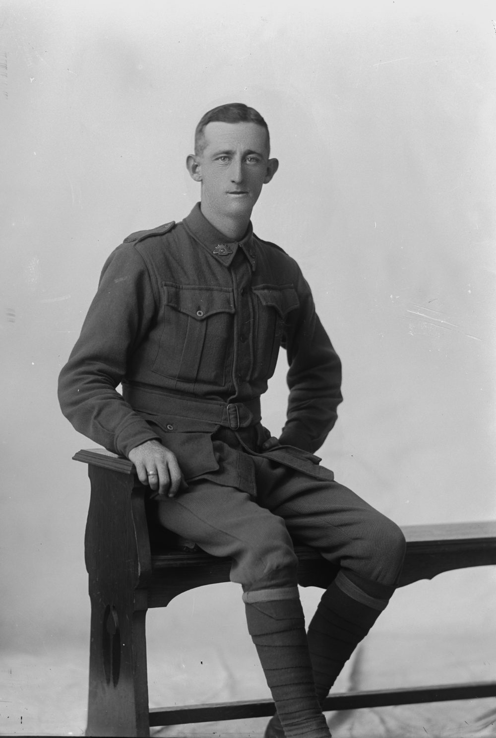 Photographed at the Dease Studio, 117 Barrack Street Perth WA Image courtesy of the State Library of Western Australia:  108053PD