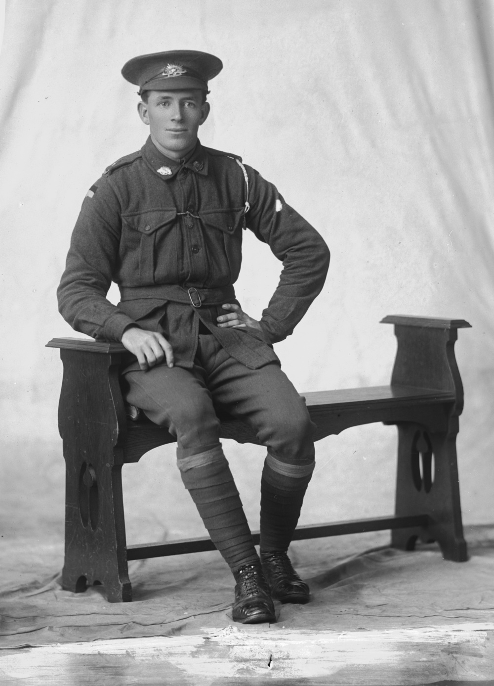 Photographed at the Dease Studio, 117 Barrack Street Perth WA Image courtesy of the State Library of Western Australia: 108511PD