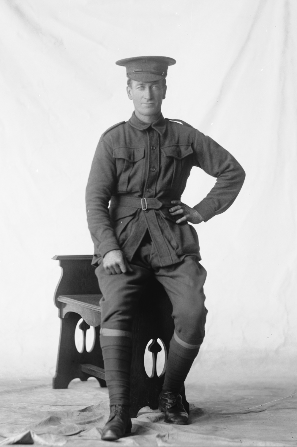 Photographed at the Dease Studio, 117 Barrack Street Perth WA Image courtesy of the State Library of Western Australia: 108140PD
