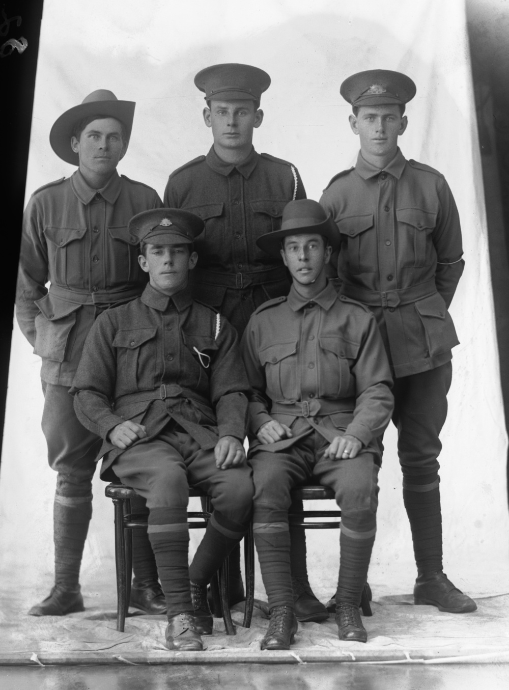Photographed at the Dease Studio, 117 Barrack Street Perth WA Image courtesy of the State Library of Western Australia: 108644PD