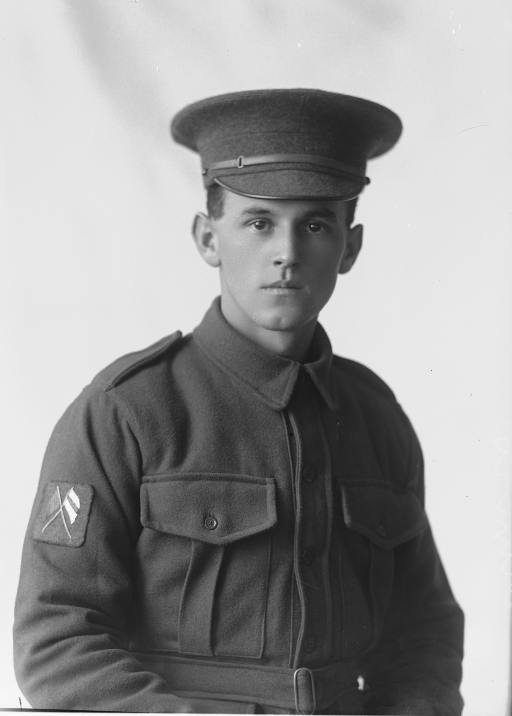 Photographed at the Dease Studio, 117 Barrack Street Perth WA Image courtesy of the State Library of Western Australia:108133PD
