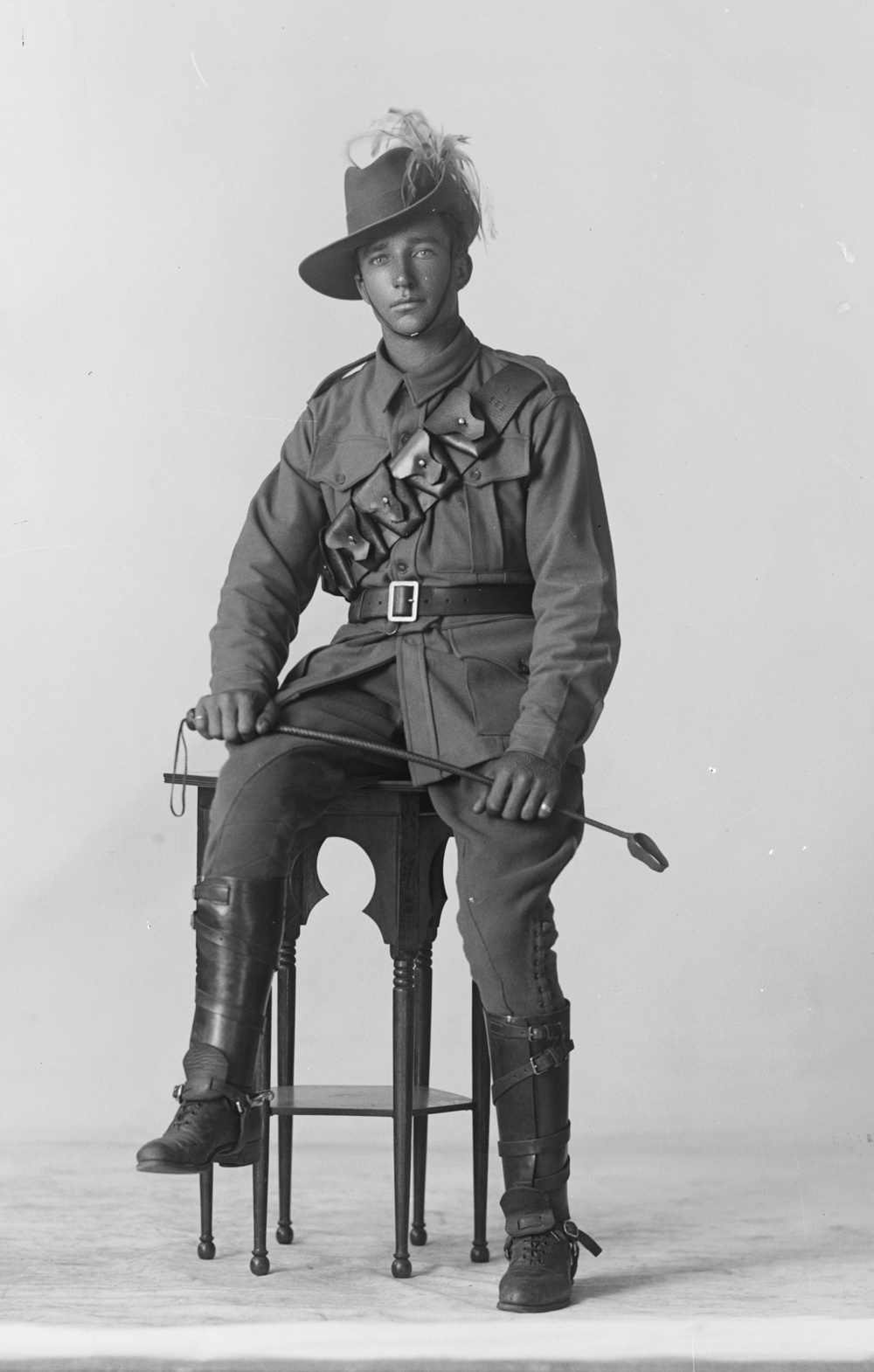 Photographed at the Dease Studio, 117 Barrack Street Perth WA Image courtesy of the State Library of Western Australia: 108568PD