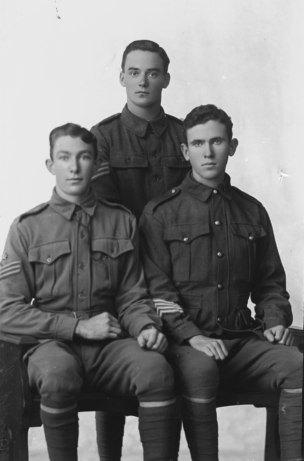 Photographed at the Dease Studio, 117 Barrack Street Perth WA Image courtesy of the State Library of Western Australia: 108578PD
