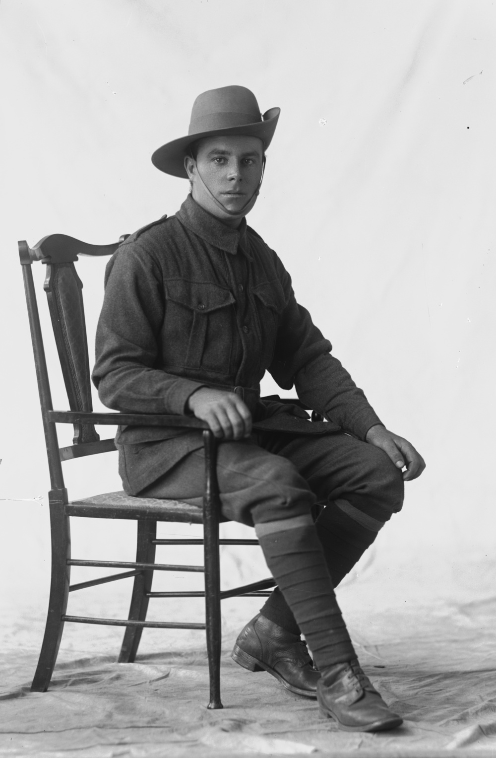 Photographed at the Dease Studio, 117 Barrack Street Perth WA Image courtesy of the State Library of Western Australia: 108025PD
