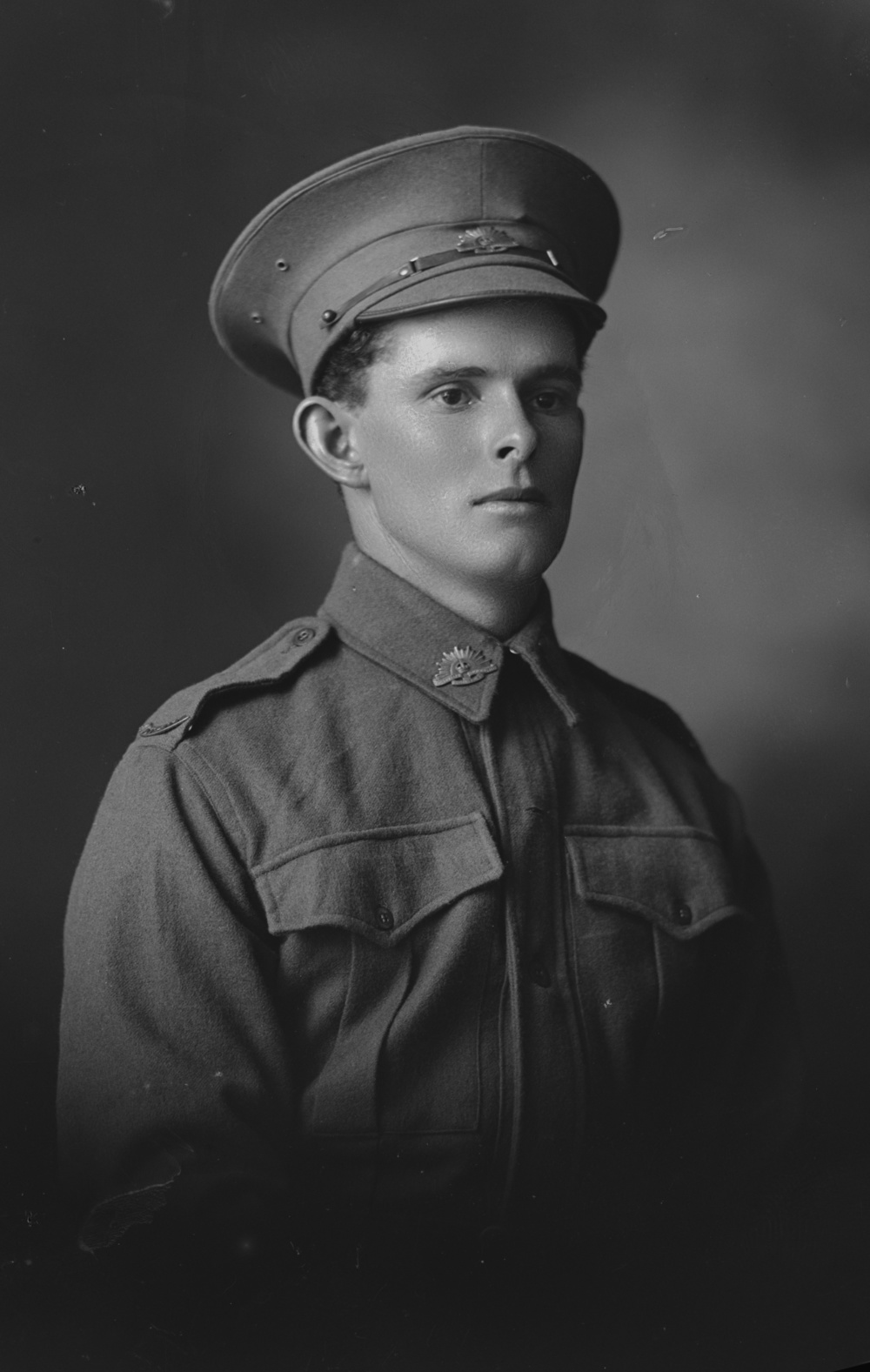 Photographed at the Dease Studio, 117 Barrack Street Perth WA Image courtesy of the State Library of Western Australia: 108409PD