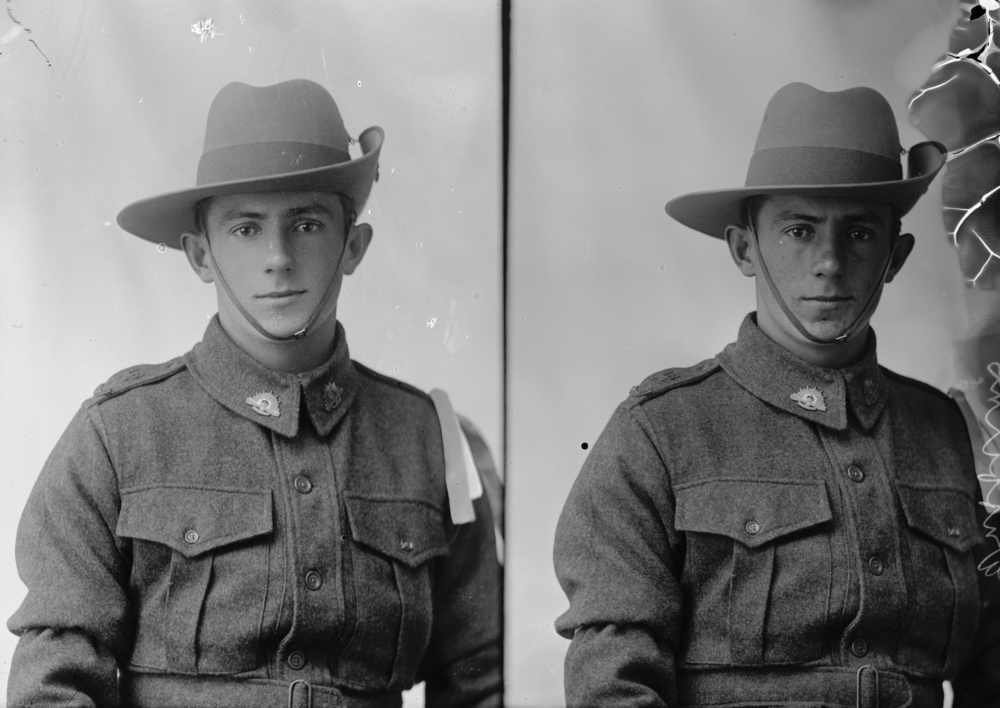 Photographed at the Dease Studio, 117 Barrack Street Perth WA Image courtesy of the State Library of Western Australia: 108176PD