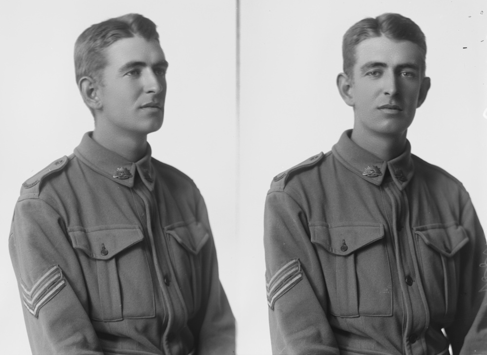 Photographed at the Dease Studio, 117 Barrack Street Perth WA Image courtesy of the State Library of Western Australia: 108411PD
