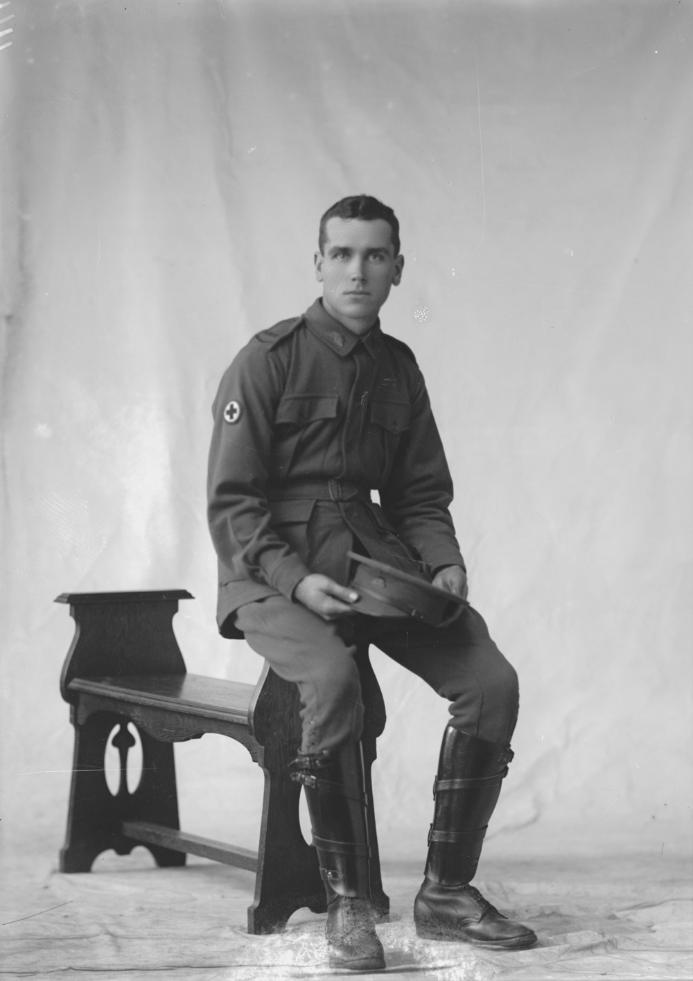 Photographed at the Dease Studio, 117 Barrack Street Perth WA Image courtesy of the State Library of Western Australia:  108113  PD