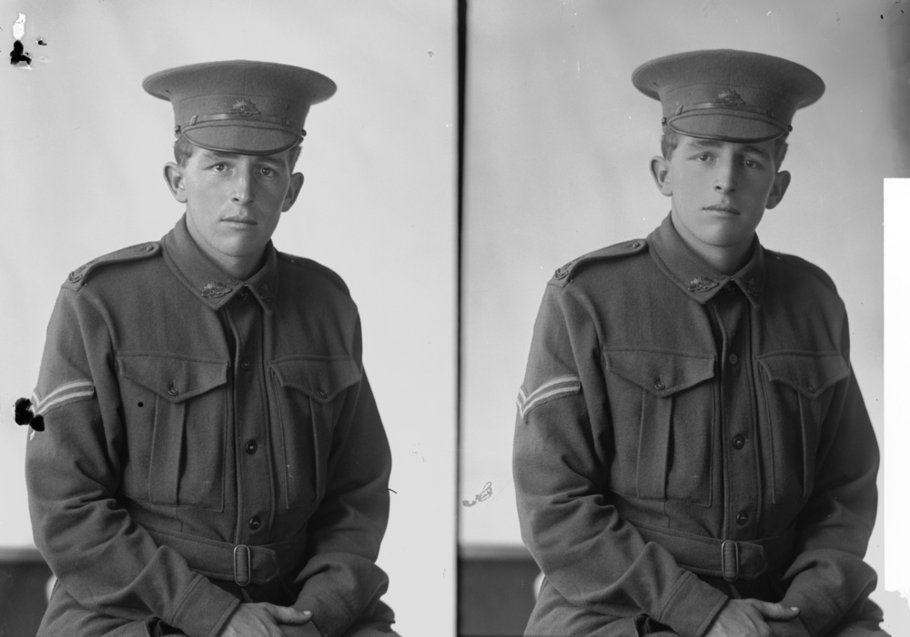 Photographed at the Dease Studio, 117 Barrack Street Perth WA Image courtesy of the State Library of Western Australia: 108421PD