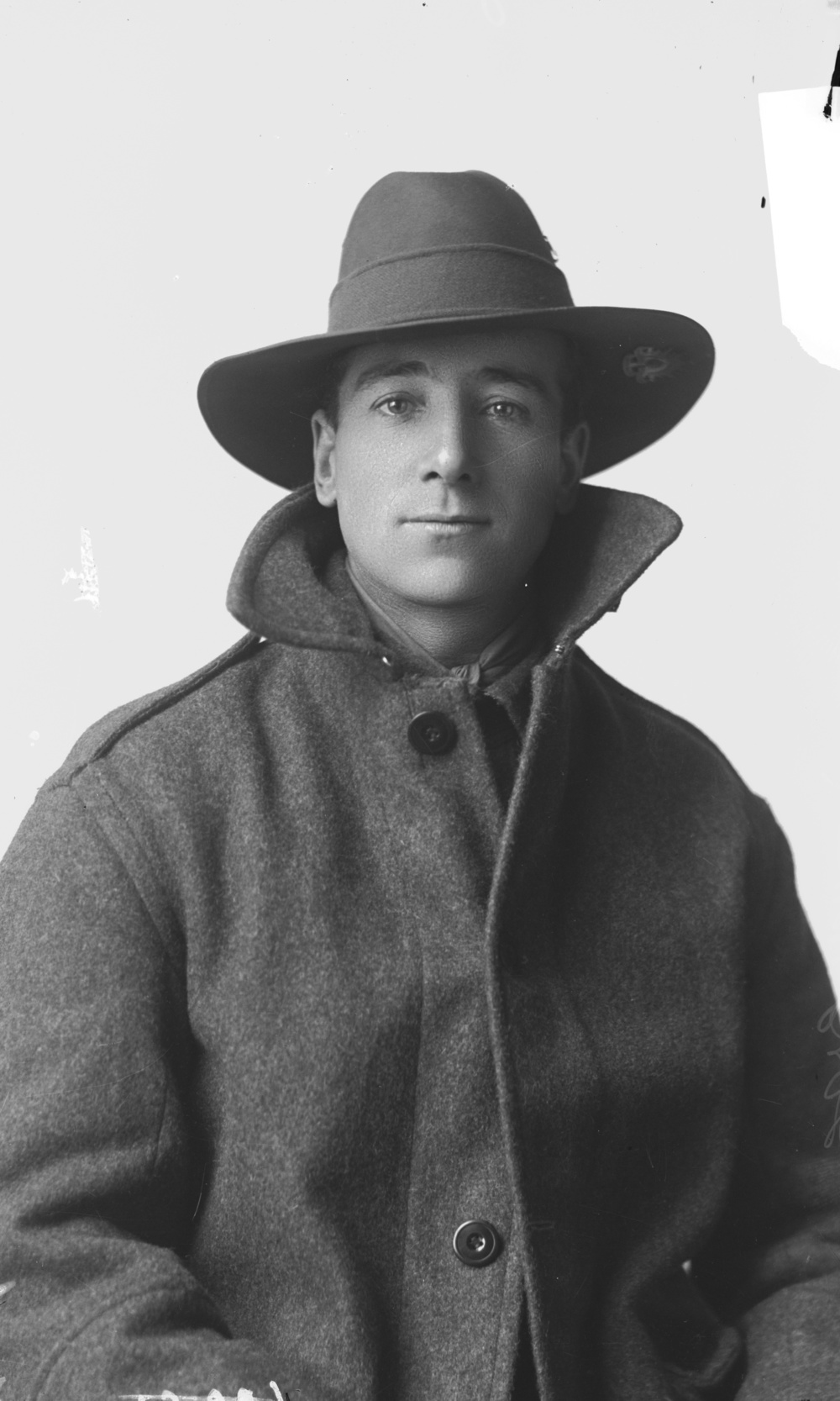 Photographed at the Dease Studio, 117 Barrack Street Perth WA Image courtesy of the State Library of Western Australia:108584PD