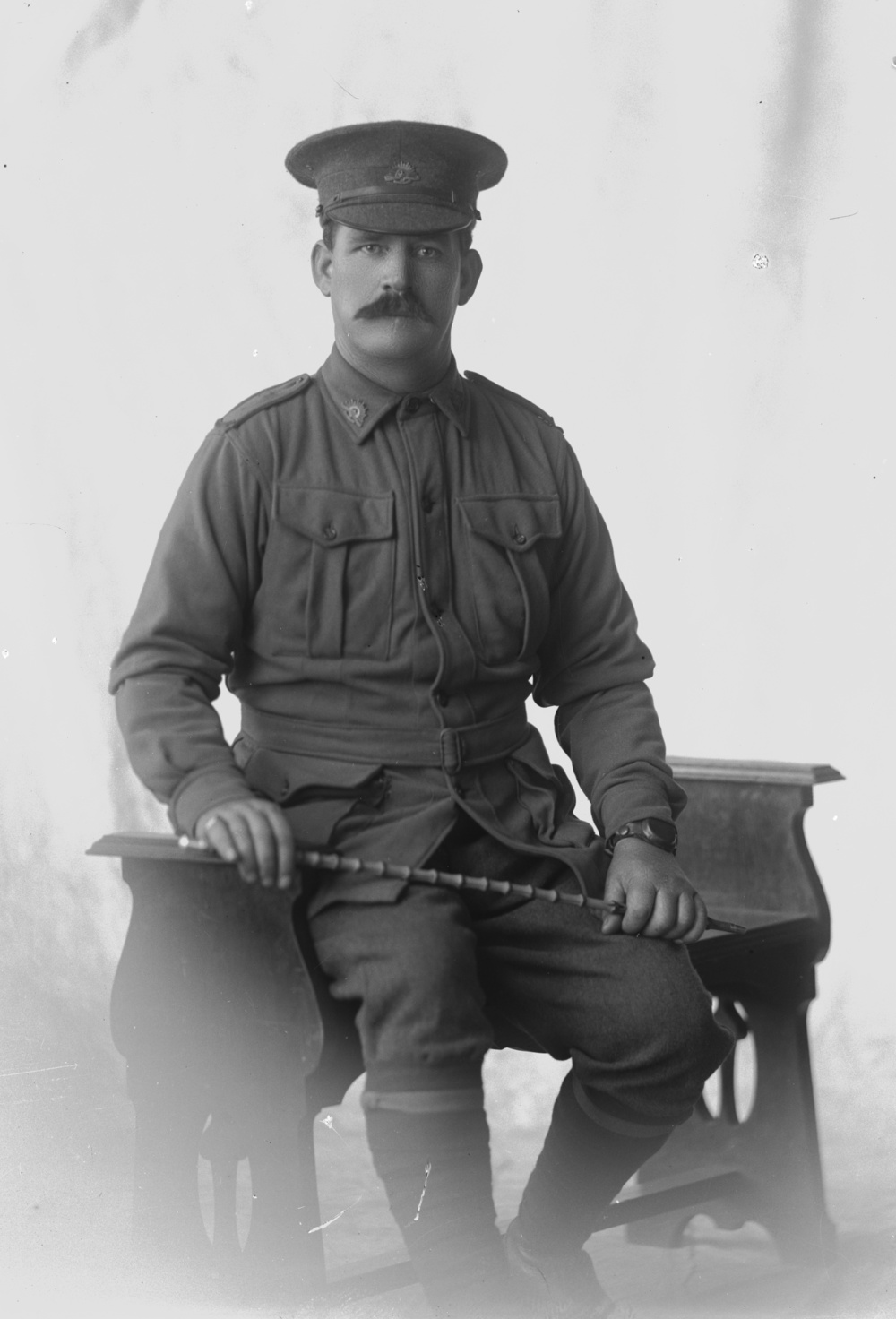 Photographed at the Dease Studio, 117 Barrack Street Perth WA Image courtesy of the State Library of Western Australia: 108488PD