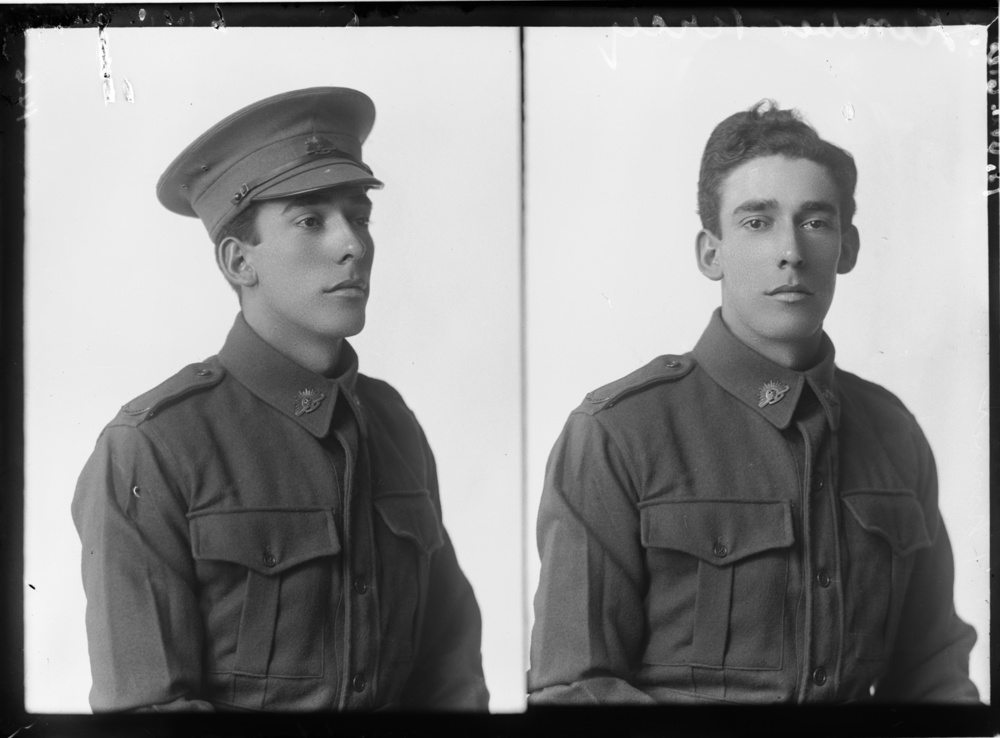 Photographed at the Dease Studio, 117 Barrack Street Perth WA Image courtesy of the State Library of Western Australia:  108278PD
