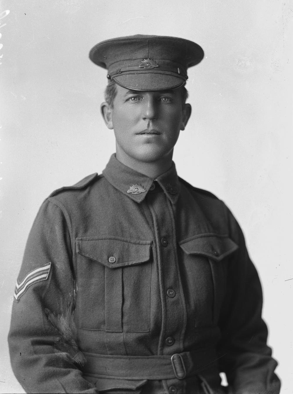 Photographed at the Dease Studio, 117 Barrack Street Perth WA Image courtesy of the State Library of Western Australia: 108368PD