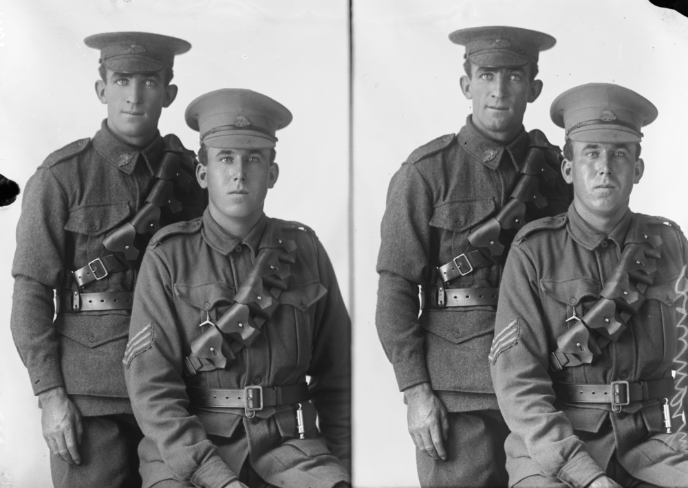 Photographed at the Dease Studio, 117 Barrack Street Perth WA Image courtesy of the State Library of Western Australia: 108090PD