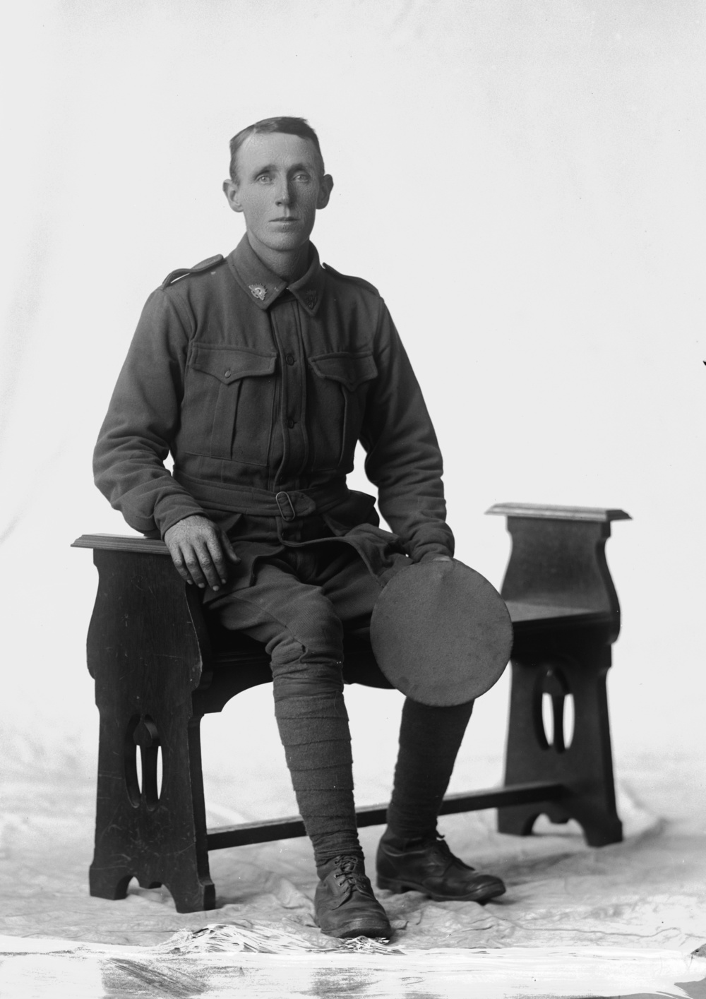 Photographed at the Dease Studio, 117 Barrack Street Perth WA Image courtesy of the State Library of Western Australia: 108160PD