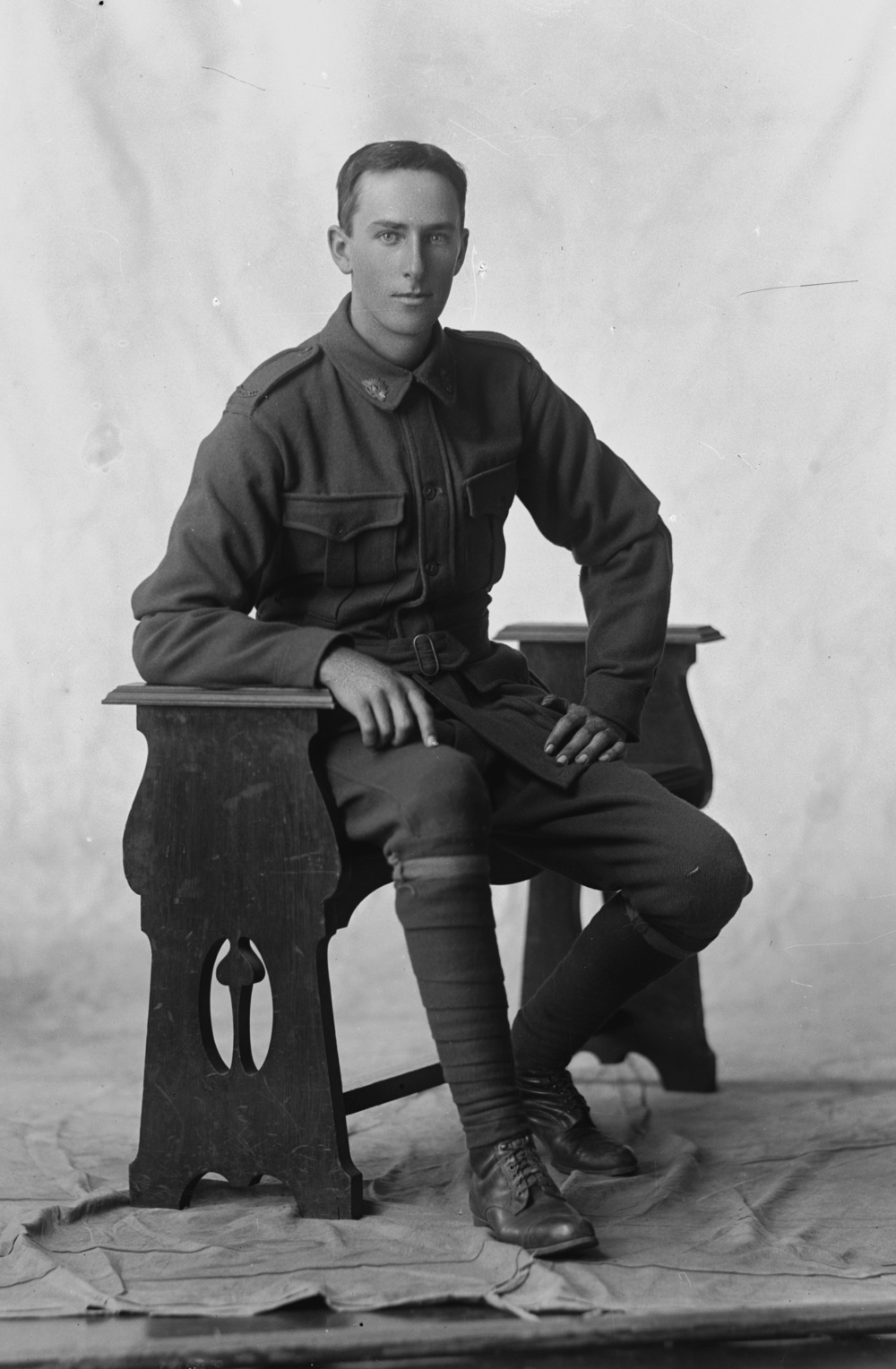 Photographed at the Dease Studio, 117 Barrack Street Perth WA Image courtesy of the State Library of Western Australia: 108458PD
